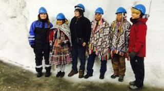 Svalbard (Norway) -  Peruvian potato seeds stored in Global Seed Vault